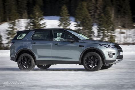 2015 land rover discovery sport review autoevolution