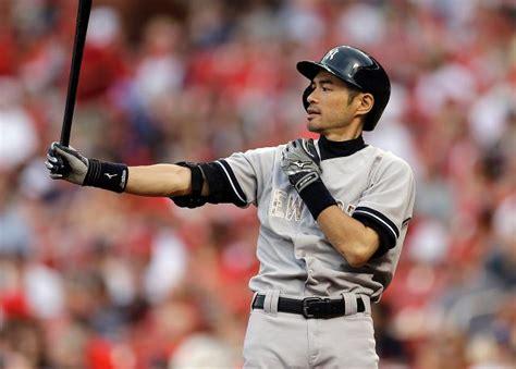 How Many Hits Does Ichiro Suzuki In The Mlb 5 Reasons Ichiro Suzuki Should Be Excited To Play In Miami