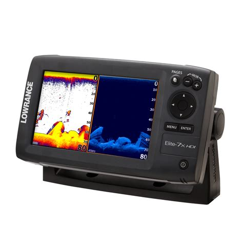 by type lowrance lowrance elite 7x hdi lowrance