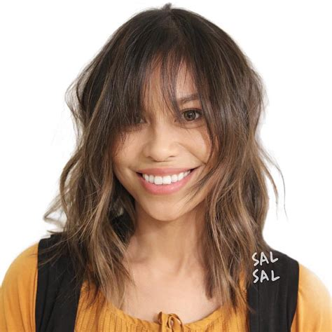 hairstyles for fine hair bangs shag haircuts fine hair and your most gorgeous looks