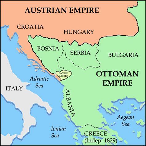 ottoman empire 1815 file balkans 1815 png