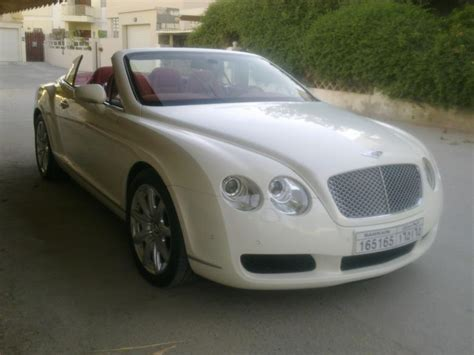 2008 bentley gtc sports used car for sale in bahrain
