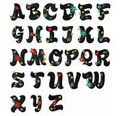 Graffiti Alphabet Letters Hawaii