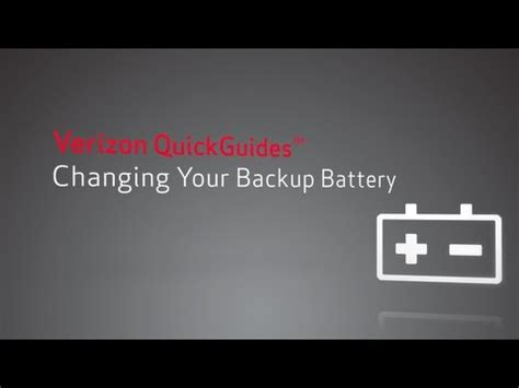 resetting fios battery verizon fios beeping battery backup stop it for good how