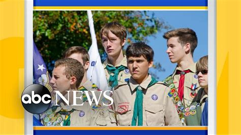 are the boy scouts trying to recruit girls away from the