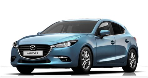mazda 3 2017 couleurs colors
