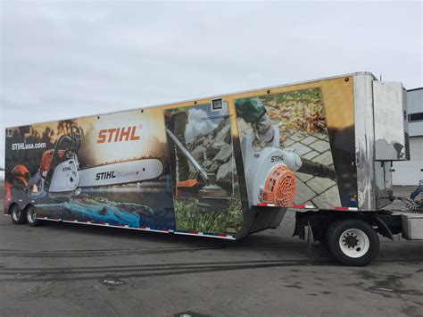 boat wraps wausau wi graphics vehicle lettering gallery truck equip inc