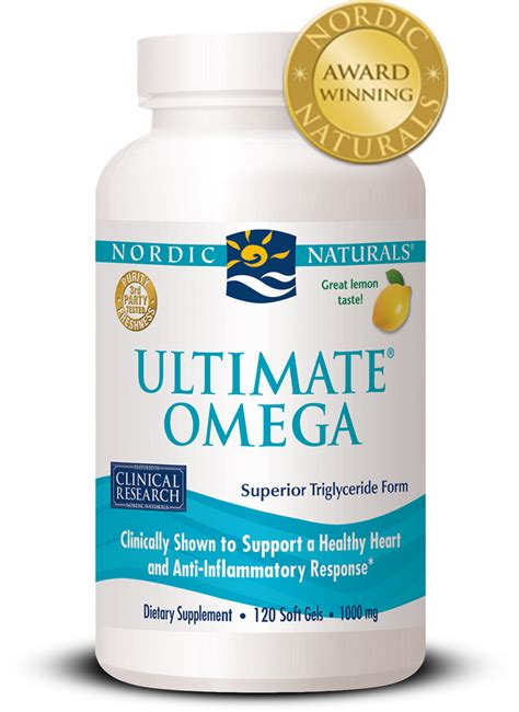 Nordic Ultimate Omega ultimate omega by nordic naturals bodybuilding