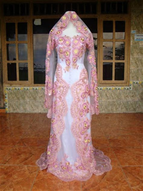 Set Kebaya Floy Baby Pink Wedding Dresses Photos Free October 2012