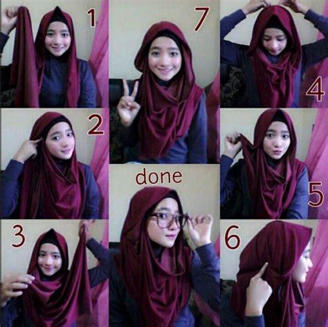 tutorial hijab untuk anak tomboy hijab simpel tak perlu ribet dream co id