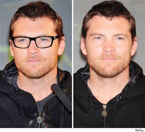 sam worthington look alike sam worthington s specs yay or nay toofab