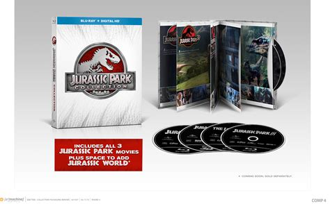 Barnes And Noble Jurassic Park The Lost World Jurassic Park Movie Page Dvd Blu Ray
