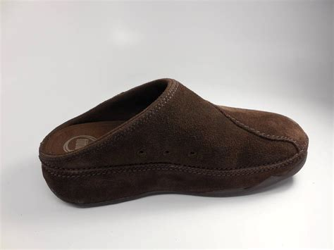 suede clogs for fitflop gogh suede suede mules clogs shoes new ebay