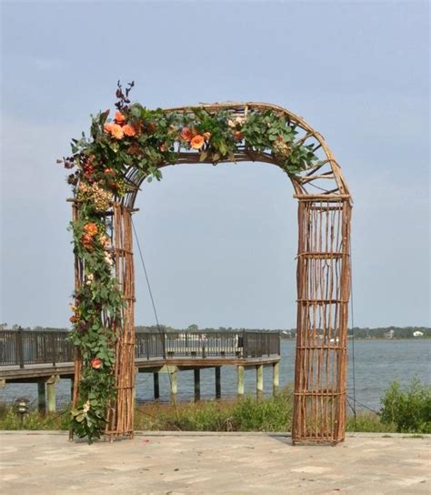 Rent A Wedding Arch Jacksonville Fl rustic twig wedding arch rentals jacksonville fl where to