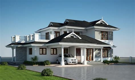 kerala home design thiruvalla alluring 4 bedroom villa at 2650 square feets