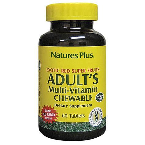 Top Muti Vitamins Detox by Best Vegan Chewable Multivitamins Adults