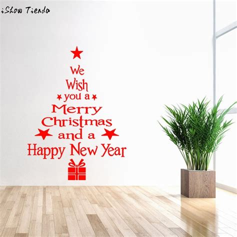 sayings about decorating a christmas tree sale wall sticker vinyl removable 3d wall sticker tree decals for wall