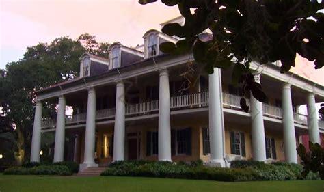 bachelor house haunted houmas house plantation in louisiana on the