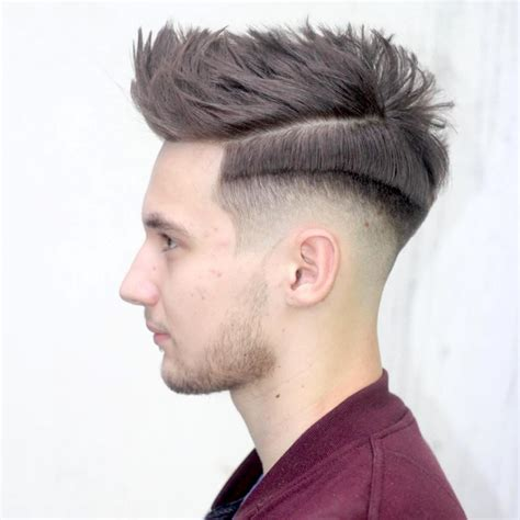 shadow fade haircut hairstyles design trends