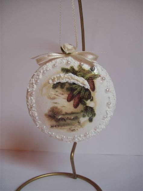 how to decoupage a plastic clear ball with a picture 1000 images about gourds eggs goose eggs on gourd crafts snowman and ornaments