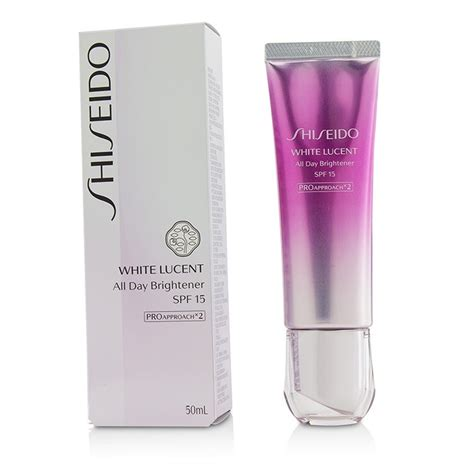 Shiseido White Lucent All Day Brightener shiseido white lucent all day brightener spf 15 pa