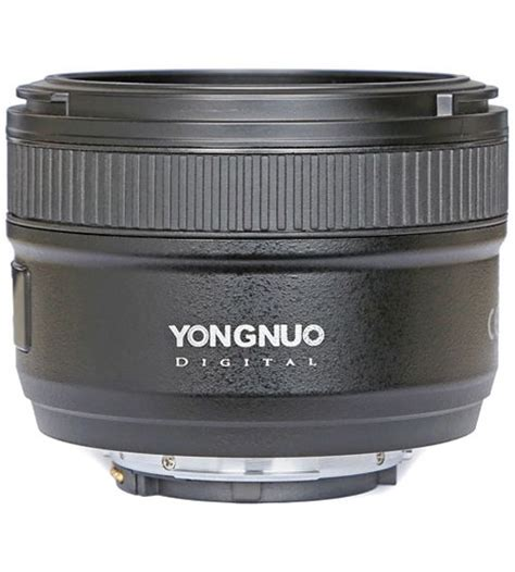 Yongnuo 50mm F 1 8 Lens For Canon yongnuo 50mm f 1 8 lens for nikon