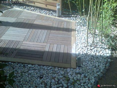 caillebotis pour jardin creation terrasse caillebotis pose ecran bois creation jardin les galeries photo de