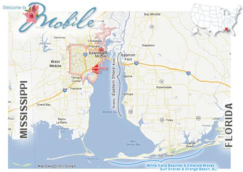 Mobile Al Property Records Mobile Al Map