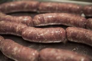 Handmade Sausages - culinarium cupboard cooking school sarner