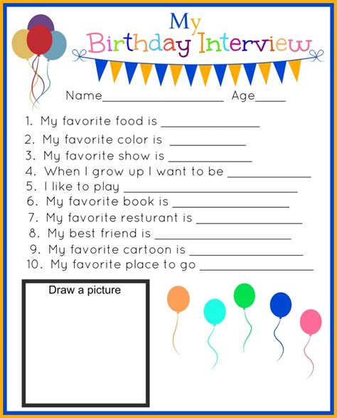 What Is A Or Question For A Boy Birthday Printables Capturing With Kristen Duke