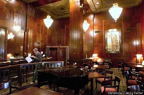 redwood room clift hotel clift hotel s famed bar wins reprieve new owners heed pleas of redwood room fans sfgate
