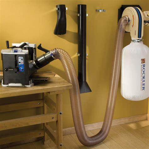 woodworking dust collectors american woodworker dust collector review