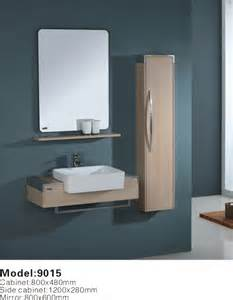 wall hung cabinets bathroom china wall hung modern bathroom cabinet vanity 9015