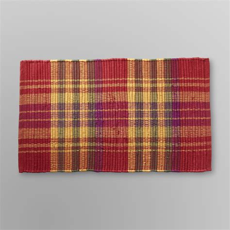 checkered kitchen rug cannon kitchen accent rug plaid