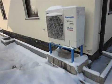 Pompa Panasonic Ajb Klima Pompa Ciep蛯a Powietrze Woda Panasonic
