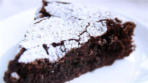 torta al cioccolato bagnata torta al cioccolato semplice ricette bimby