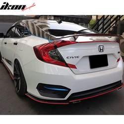 Honda Civic Wing 2017 Civic Si Spoiler 2016 Honda Civic Forum 10th