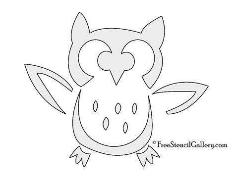 printable owl pumpkin patterns free printable owl stencils owl pinterest owl