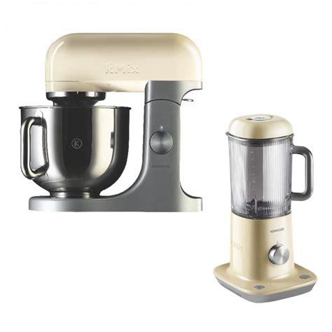 Blender Kenwood kenwood kmx52 food mixer with kmix blx52 blender almond