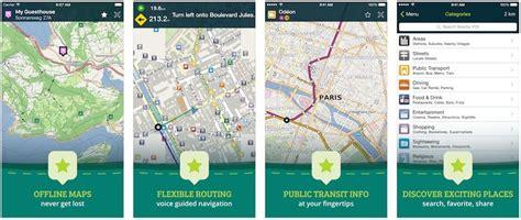 best offline maps app the 20 best offline gps apps and smartphone gps navigation