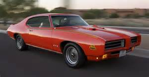Dodge Judge Driving Impression 1969 Pontiac Gto Judge Ram Air Iii 4 S