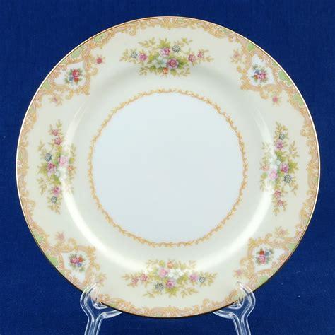 china pattern noritake fernand salad plate 1933 new china pattern no