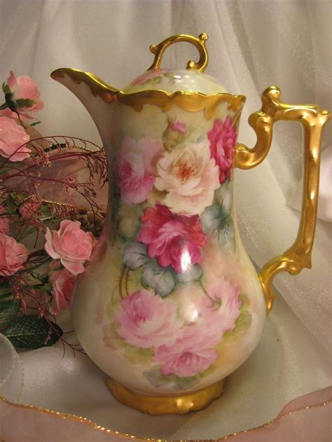 antique porcelain l with roses 123 best images about my affection for antique dishes and