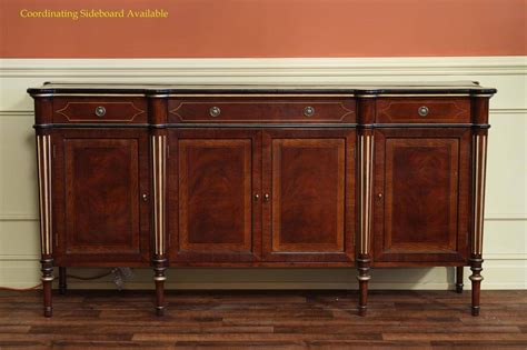 Dining Table Sideboard 15 Best Ideas Of Mahogany Buffet Sideboards