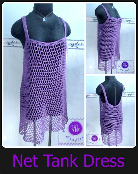 pattern for net dress crochet net tank dress crochet mesh tank dress crochet