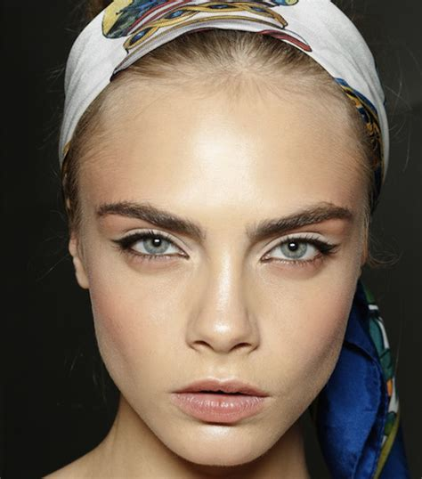 Summer 06 Makeup Podcast Strong Brows by Hachikobob Trend Summer 2013 Eye Brow Shape