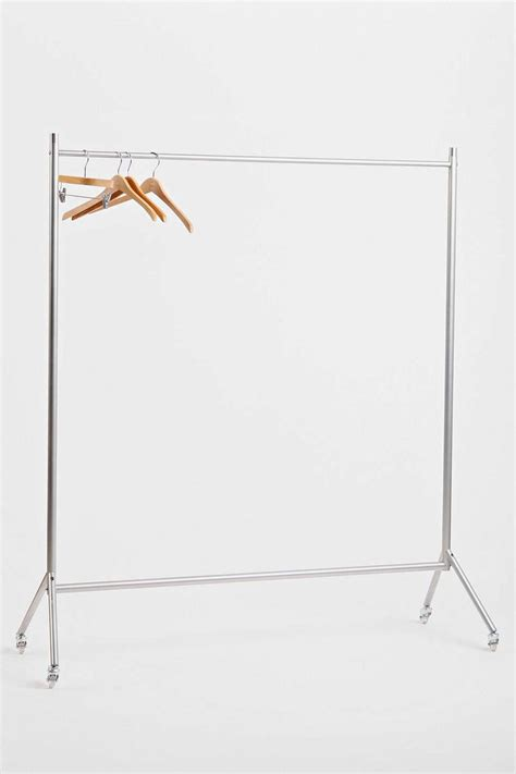 Small Rolling Clothes Rack by 1000 Ideas About Rolling Clothes Rack On Pipe