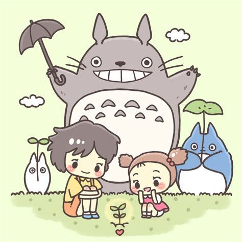 ghibli cat film totoro inspirational quotes quotesgram