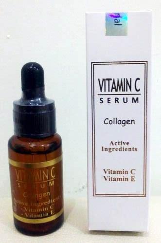 Serum Vit C Dan E Untuk Wajah buy serum vit c bikin wajah kinclong dan aman deals for