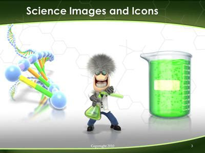 Scientist Science Experiments A Powerpoint Template From Presentermedia Com Science Powerpoint Templates